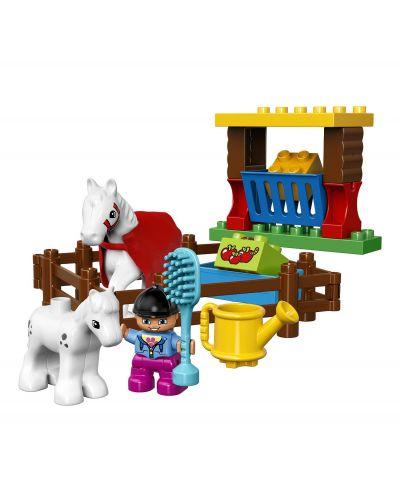 Конструктор Lego Duplo - Коне (10806) - 4