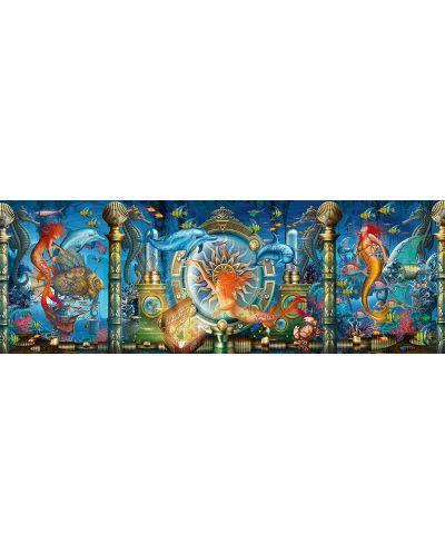 Панорамен пъзел Schmidt от 1000 части - Подводен свят, Чиро Марчети - 2