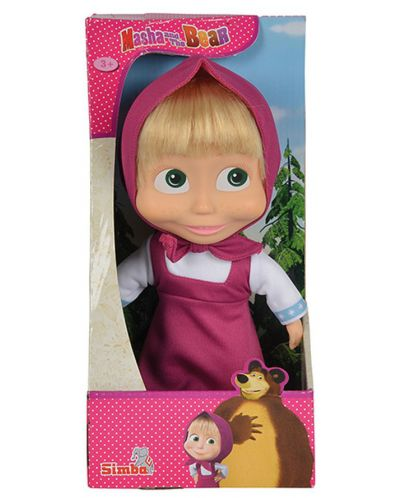 Маша и Мечока - Мека кукла - 23 cm - 2