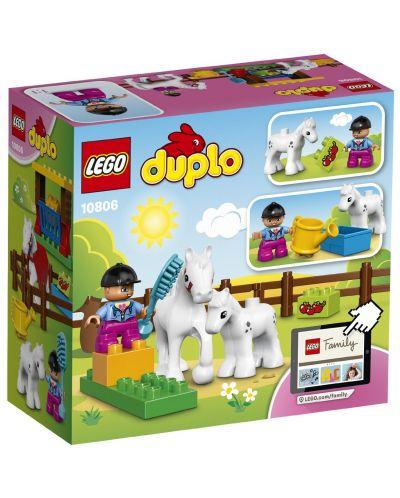 Конструктор Lego Duplo - Коне (10806) - 3