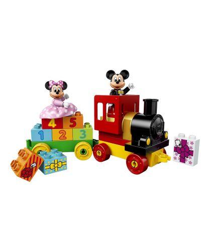 Конструктор Lego Duplo Disney - Парад за рожден ден с Мики и Мини (10597) - 3