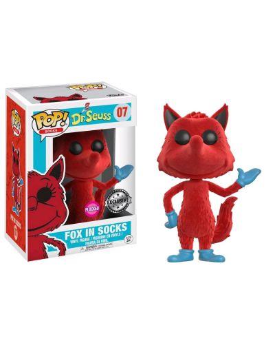 Фигура Funko Pop! Books: Dr Seuss - Fox in Socks, #07 - 2