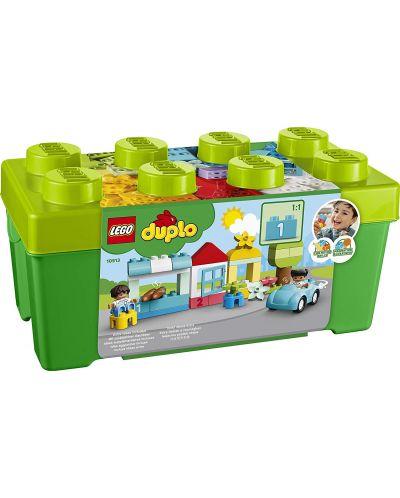Конструктор Lego Duplo - Кутия с тухлички (10913) - 1
