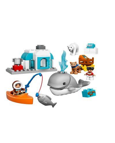 Конструктор Lego Duplo - Арктика (10803) - 4