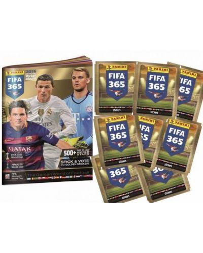 Албум Panini FIFA 365 2016г. - 2
