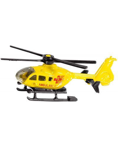 Пъзел Schmidt от 100 части - Спасителен хеликоптер, с фигурка - 3