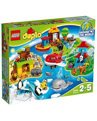 Конструктор Lego Duplo - Около света (10805) - 1