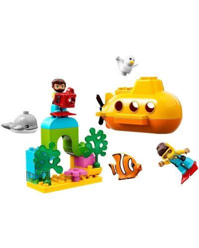 Конструктор Lego Duplo - Submarine Adventure (10910) - 2