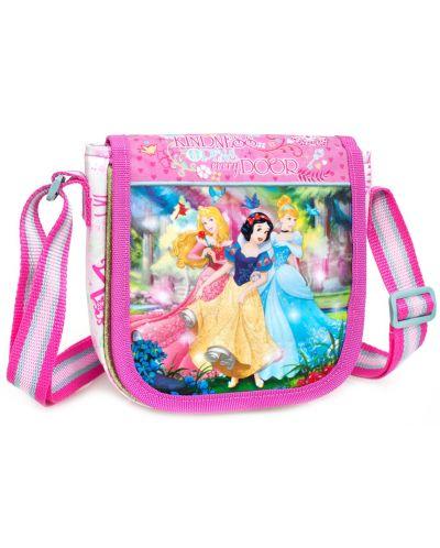 Детска чанта J. M. Inacio Disney Princess - С капак - 1