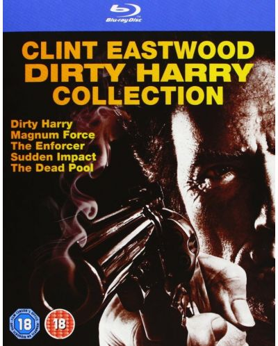 Dirty Harry Collection (Blu-Ray) - 2