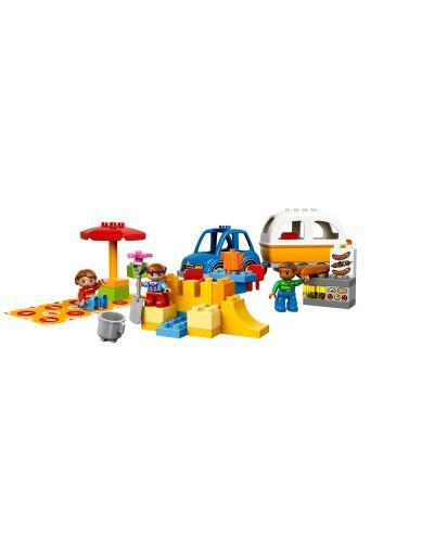Конструктор Lego Duplo - Приключение с каравана (10602) - 4