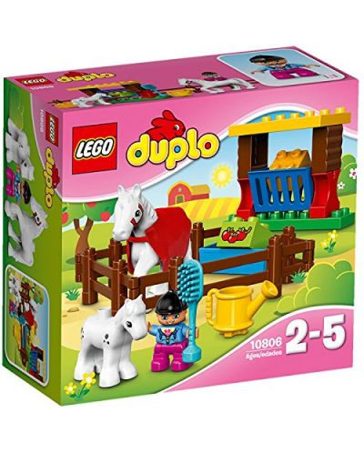 Конструктор Lego Duplo - Коне (10806) - 1