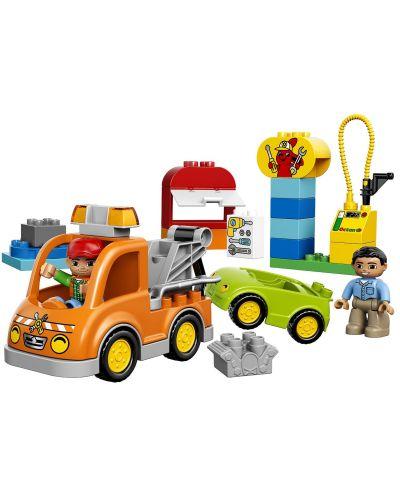 Конструктор Lego Duplo - Влекач (10814) - 4