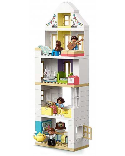 Конструктор Lego Duplo Town - Модулна къща за игри (10929) - 5