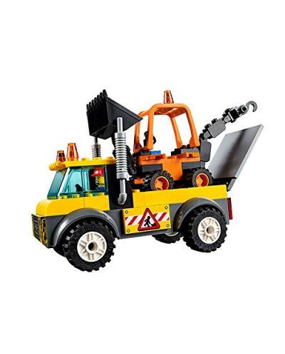 Lego Juniors: Камион за ремонт на пътища (10683) - 6