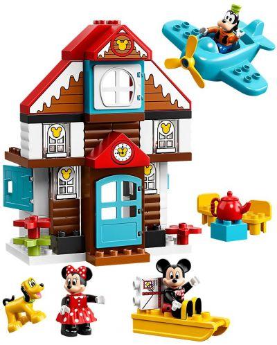 Конструктор Lego Duplo - Mickey's Vacation House (10889) - 4