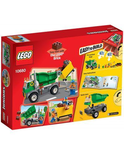 Lego Juniors: Камион за смет (10680) - 3