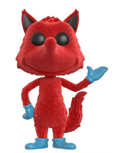 Фигура Funko Pop! Books: Dr Seuss - Fox in Socks, #07 - 1