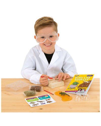 Комплект за експерименти Galt - Лаборатория за динозаври - 4