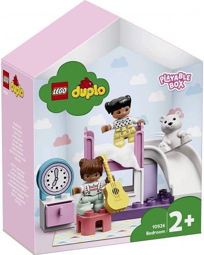 Конструктор Lego Duplo Town - Спалня (10926) - 1