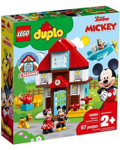 Конструктор Lego Duplo - Mickey's Vacation House (10889) - 1