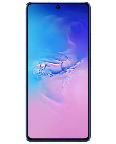 "Смартфон Samsung Galaxy S10 Lite - 6.7"", 128GB, син - 1"