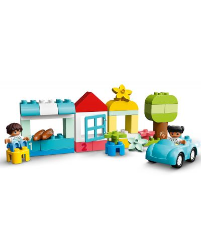 Конструктор Lego Duplo - Кутия с тухлички (10913) - 4