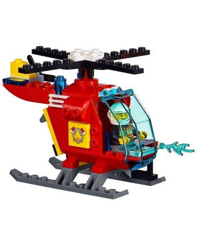 Конструктор Lego Juniors - Пожарникарски куфар (10685) - 5