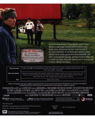 Три билборда извън града (Blu-ray) - 2