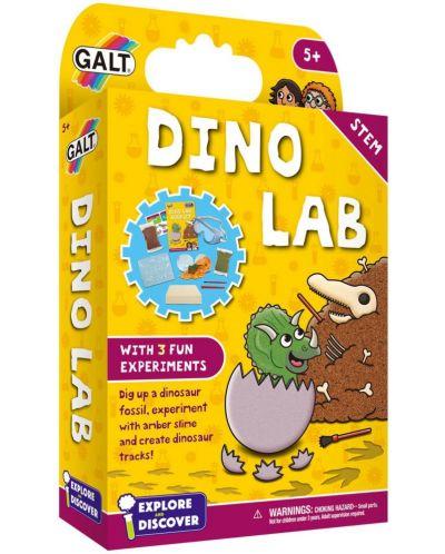 Комплект за експерименти Galt - Лаборатория за динозаври - 1