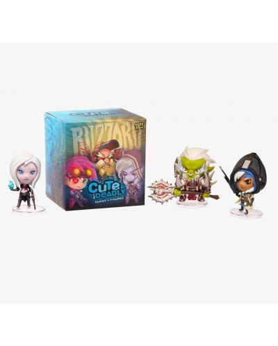 Фигура Blizzard: Overwatch Cute But Deadly Series 4 - blindbox - 2