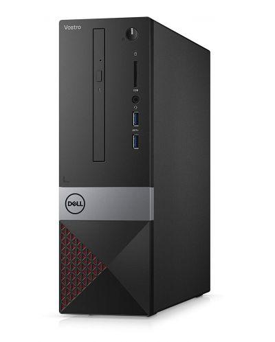 Настолен компютър Dell Vostro - 3470 SFF, черен - 3