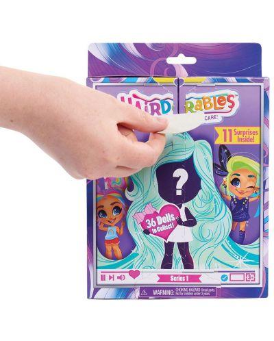 Кукла с изненади Just Play - Hairdorables, серия 1, асортимент - 8