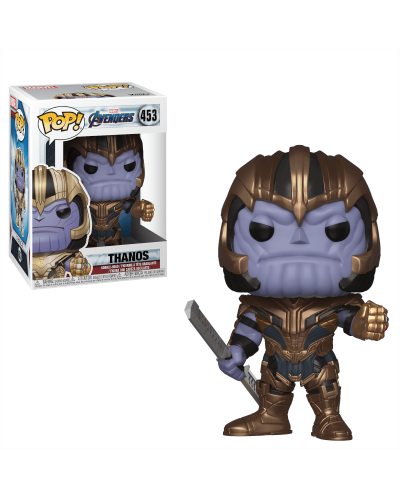 Фигура Funko Pop! Avengers Endgame -Thanos #453 - 2