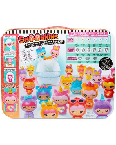 Детска играчка - Комплект за приготвяне на кукла, Smooshins - 2