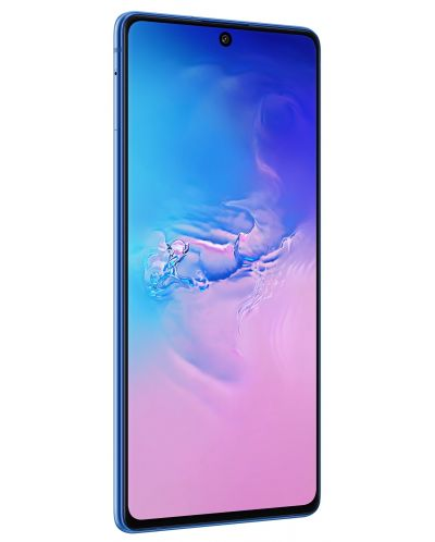 "Смартфон Samsung Galaxy S10 Lite - 6.7"", 128GB, син - 2"
