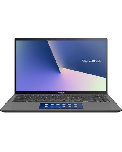 Лаптоп Asus ZenBook Flip 15 - UX562FDX-EZ023R, сив - 1