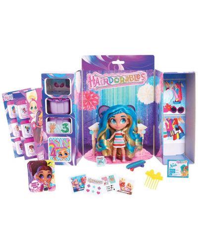 Кукла с изненади Just Play - Hairdorables, серия 1, асортимент - 7