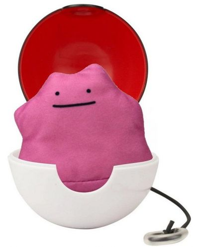 Екшън Poké топка Pokémon - Ditto - 2