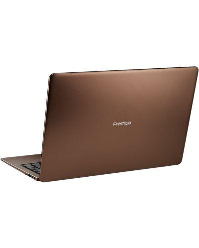 Лаптоп Prestigio SmartBook - 141 C2, кафяв - 3
