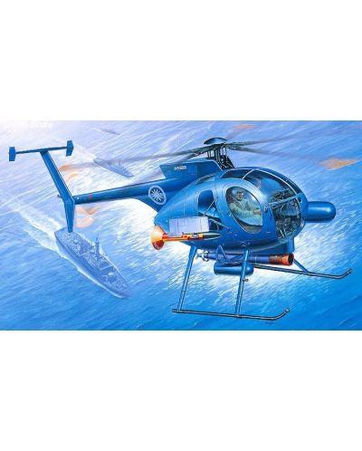 Хеликоптер Academy Hudges 500MD ASW (12251) - 1