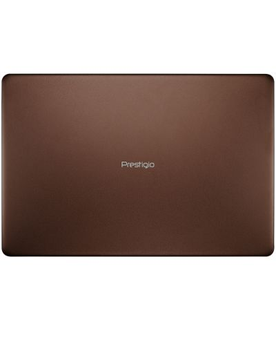 Лаптоп Prestigio SmartBook - 141 C2, кафяв - 4