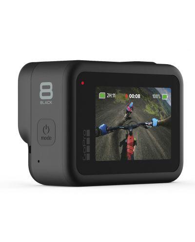 Спортна камера GoPro Hero8 - черна - 5