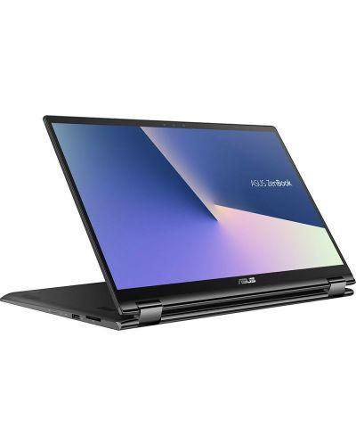 Лаптоп Asus ZenBook Flip 15 - UX562FDX-EZ023R, сив - 3
