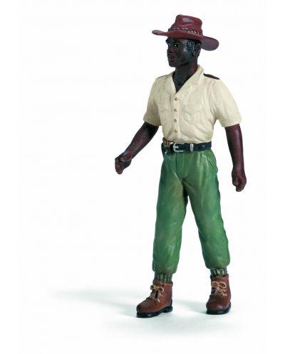 Фигурка Schleich от серията Хора: Пазач на ловен парк - 1
