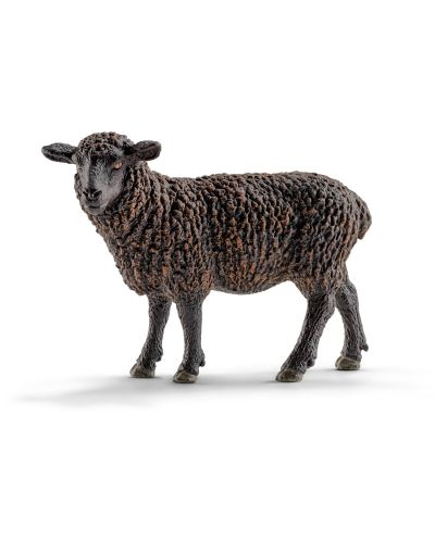 Фигурки Schleich от серията Животът във фермата: Овца - черна - 1