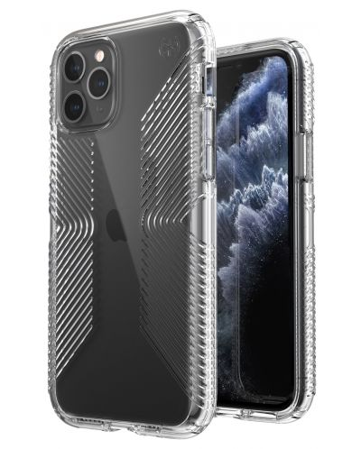 Калъф speck -  iPhone 11 PRO, Clear Grip, прозрачен - 5