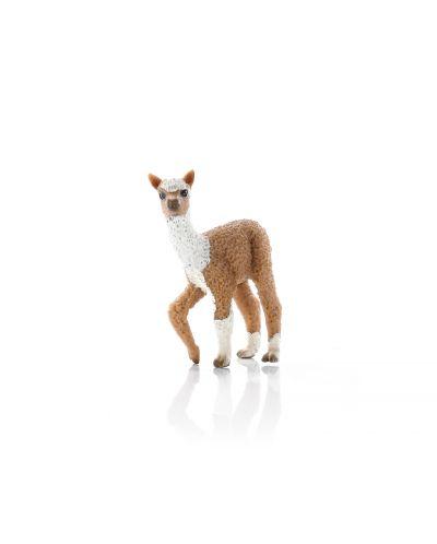 Фигурки Schleich от серията Животът във фермата: Лама Алпака - малка - 1