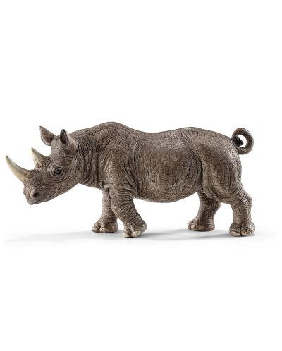 Фигурка Schleich от серията Дивия живот - Африка: Носорог - 1