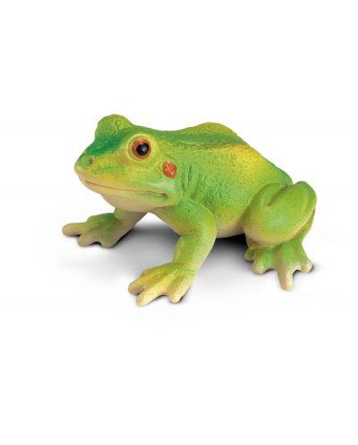 Фигурка Schleich от серията Малки домашни животни: Жаба - 1
